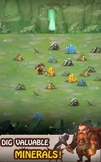 Mine Legend 2 - Idle Miner RPG screenshot 13