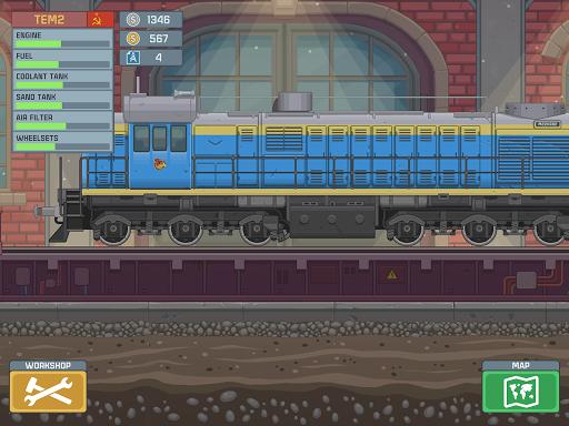 Train Simulator - 2D Railroad Game  Pc-softi 21