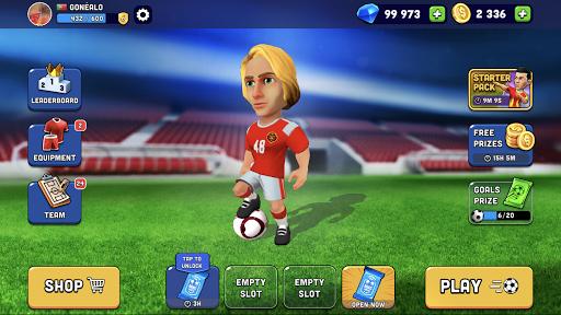 Mini Football - Mobile Soccer 1.1.1 screenshots 7