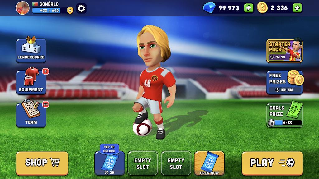 Mini Football poster 7
