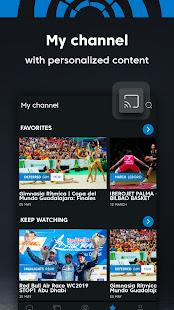 LaLiga Sports TV - Live Sports Streaming & Videos screenshots 15