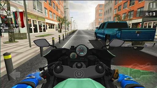 Turbo Bike Slame Race  screenshots 6
