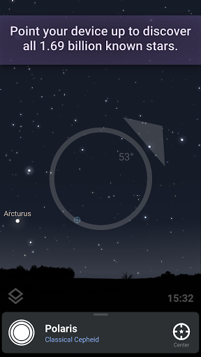 Stellarium Mobile Free - Star Map  screenshots 2