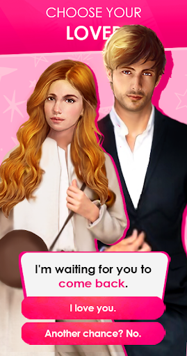 Code Triche Mysterious Lover: Interactive Romance Game (Otome) (Astuce) APK MOD screenshots 2