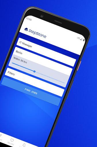 StepStone Job App 153.0.0 screenshots 2