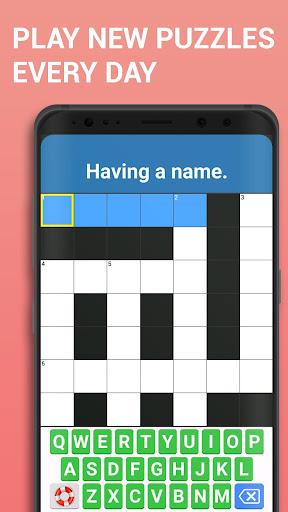 Crossword Puzzle Free Classic Word Game Offline 3.8 screenshots 5