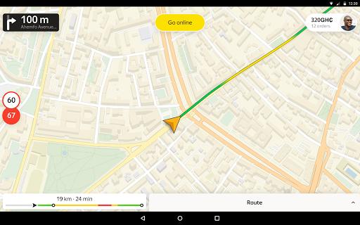 Yandex Pro (Taximeter)u2014Driver job in taxi for ride apktram screenshots 9