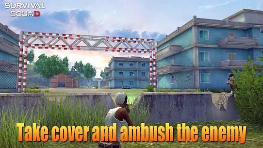 Survival Squad:  Commando Mission Mod Apk 1.0.10 (Unlimited Money) 1