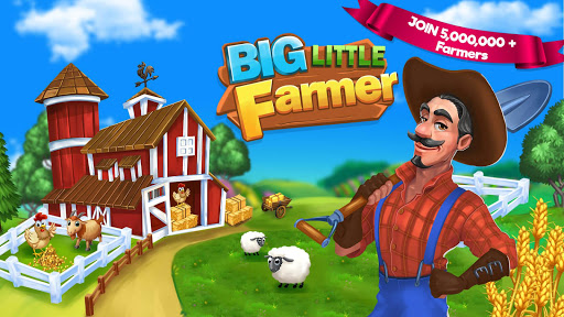 Big Little Farmer Offline Farm apkmr screenshots 1