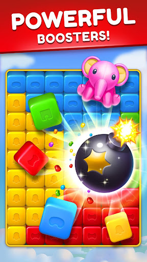 Toy Tap Fever - Cube Blast Puzzle  screenshots 2