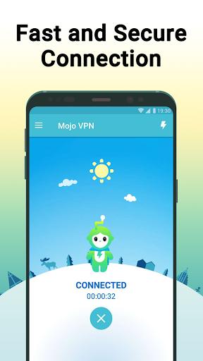 Mojo VPN - Fast Free Unlimited VPN & Security VPN android2mod screenshots 1