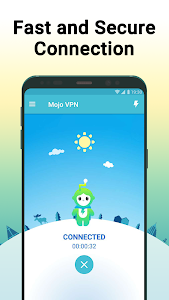 Mojo VPN - Fast Free Unlimited VPN & Security VPN 2.4.0