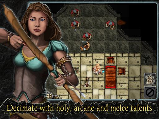 Heroes of Steel RPG Elite screenshots 11