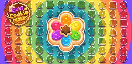 Best Cookie Maker: Fantasy Match 3 Puzzle 1.6.0 screenshots 6