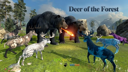 Deer of the Forest For Pc – Free Download On Windows 7, 8, 10 And Mac 2