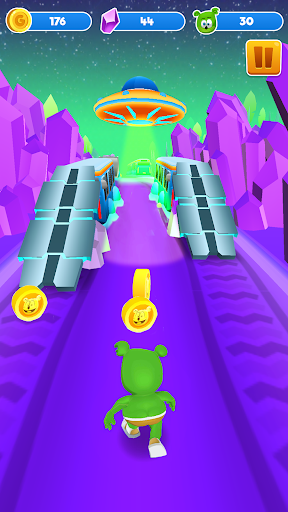 Gummy Bear Running - Endless Runner 2020 1.2.17 screenshots 3