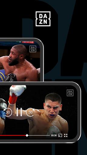 DAZN: Live Sports Streaming  Screenshots 4