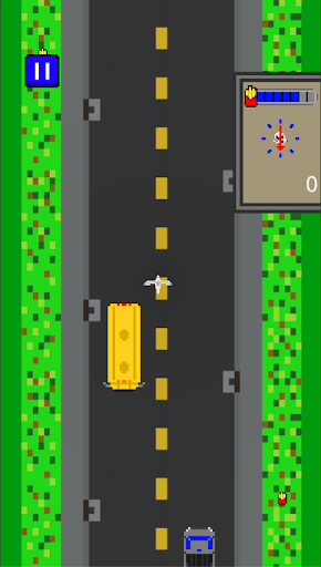 Splat: Bird Vs Car apkpoly screenshots 1