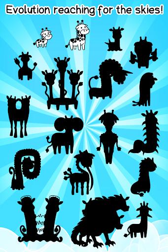 Giraffe Evolution - Mutant Giraffes Clicker Game screenshots 4