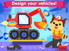 Car game for toddlers: kids cars racing gamesのおすすめ画像4