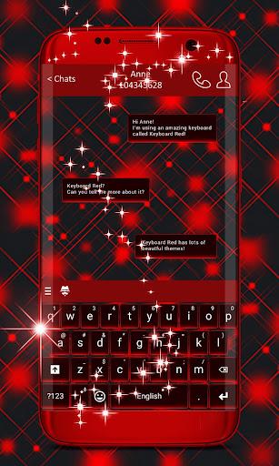 Keyboard Red 1.307.1.147 Screenshots 1