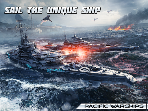 Pacific Warships: World of Naval PvP Warfare  screenshots 10