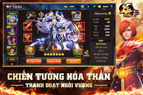 How to hack Ma Thần Tam Quốc for android free