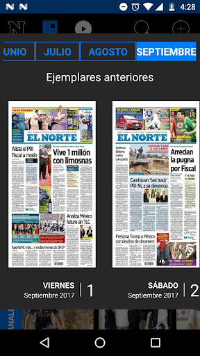 EL NORTE 3.6.1 screenshots 8