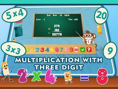 Free Math Multiplication games Quiz – Math Games 4