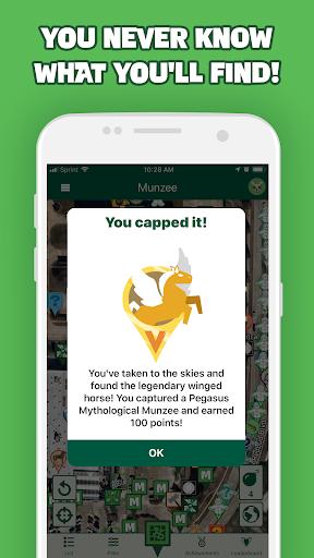 Munzee screenshots 5