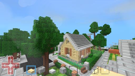 Max Cube Craft Exploration and Building Games  screenshots 2