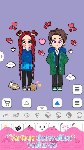 Lily Story : Dress Up Game 1.4.9 screenshots 2