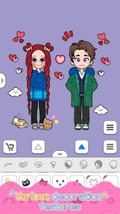 Lily Story : Dress Up Game Mod Apk 1.5.8 (Free Shopping) 2
