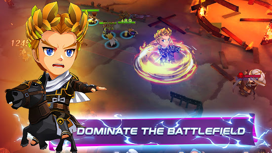 Mod Game Mythical Showdown for Android