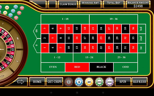 Roulette - Casino Style! 4.32 screenshots 3