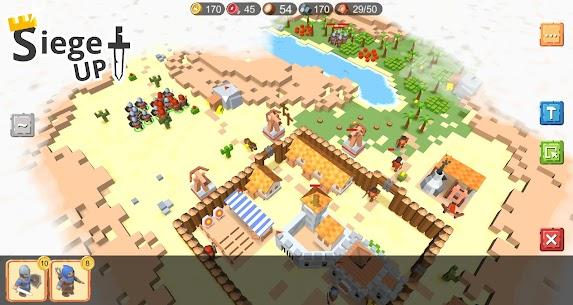 RTS Siege Up! MOD APK 1.1.74 (Free Shopping) 3
