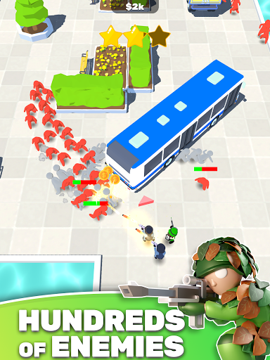 Hero Squad! android2mod screenshots 7