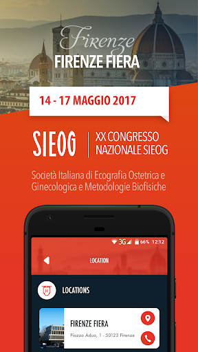 XX Congresso Nazionale SIEOG 1.0.2 Screenshots 1