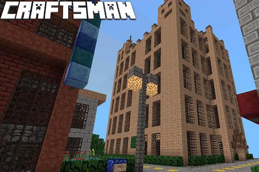 Crafts Man 2021: Building Craft  screenshots 16
