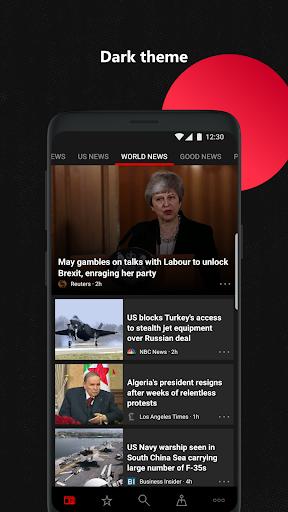 Microsoft News 21.0.390225606 screenshots 6