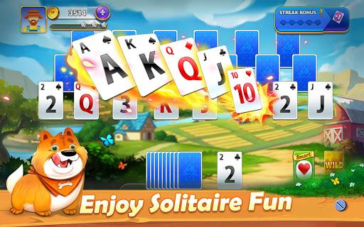 Solitaire Card - Harvest Journey  screenshots 16