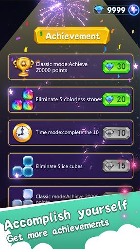 Pop Stone 2 - 2021 Free Match 3 screenshots 4