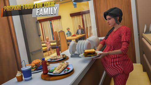 Virtual Mother Simulator 3D apkdebit screenshots 5