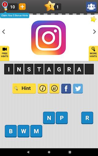 Foto do Logo Game: Guess Brand Quiz