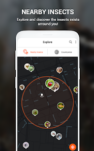 Insect identifier App by Photo, Camera Mod Apk (Subscription Activated) 3