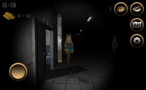 Code Triche アンレスト:3D脱出ホラー (Astuce) APK MOD screenshots 5