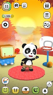 My Talking Panda  For Pc – Free Download On Windows 7, 8, 10 And Mac 1