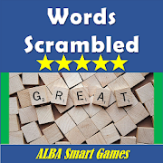 Word Scramble Game - relaxing and challenging game