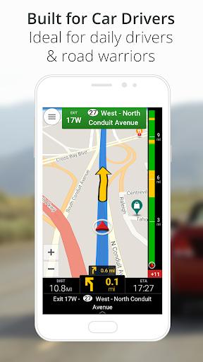 CoPilot GPS Navigation & Traffic 10.19.0.1358 Screenshots 2