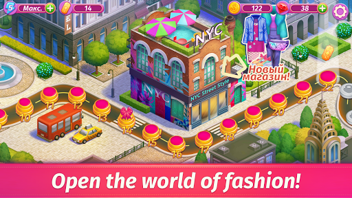 Dress up fever - Fashion show 0.31.50.65 screenshots 9